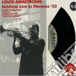Louis Armstrong - Satchmo Live In Florence '52 cd musicale di Louis Armstrong