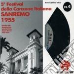 Sanremo 1955 cd musicale di ARTISTI VARI