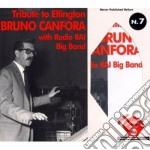 Bruno Canfora & Radio Rai Big Band - Tribute To Ellington cd musicale di Bruno Canfora