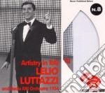 Lelio Luttazzi - Artistry In Rai cd musicale di Lellio Luttazzi