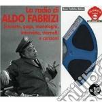 Aldo Fabrizi - La Radio Di Aldo Fabrizi cd musicale di Aldo Fabrizi