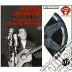 Matteo Salvatore - La Passione Secondo Matteo cd musicale di Matteo Salvatore