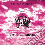 Chillout In Paris 5 cd musicale di Artisti Vari