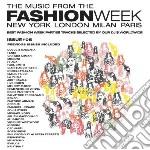 Fashion Week - Issue#5 cd musicale di ARTISTI VARI