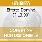 EFFETTO DOMINO (? 13.90) cd musicale di LOS BASTARDOS