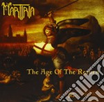 Martiria - Age Of The Return, The cd musicale di MARTIRIA
