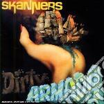 Skanners - Dirty Armada cd musicale