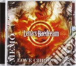 Lena's Baedream - Memo Love Chronicles cd musicale di Baedream Lena's