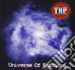 Universe of emotions cd musicale di Tbp