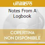 NOTES FROM A LOGBOOK cd musicale di LUSI ODERIGI
