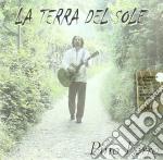 LA TERRA DEL SOLE                         cd musicale di FERRO PINO