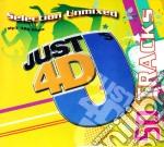 Just 4 Dj's - 50 Tracks Mp3 cd musicale di JUST 4 DJ'S