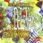 Latino sabroso cd musicale di Los amigos de delave