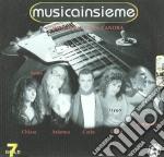 MUSICAINSIEME                             cd musicale di Artisti Vari