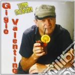 Gigio Valentino - Tempi Moderni cd musicale di Valentino Gigio