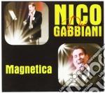 Magnetica cd musicale di Nico dei gabbiani