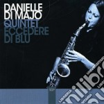 Danielle Di Majo - Eccedere Di Blu cd musicale di DI MAJO DANIELLE QUINTET