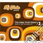 Artisti Vari - The Deep Funk Theory 2 cd musicale di ARTISTI VARI