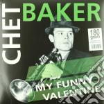 (LP VINILE) My funny valentine lp vinile di Chet Baker