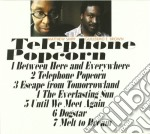 TELEPHONE POPCORN cd musicale di Shipp / brown