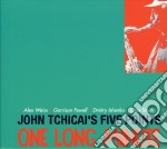 John Tchicai's Five Points - One Long Minute cd musicale di JOHN TCHICAI'S FIVE