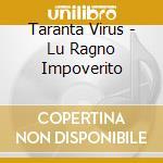 LU_RAGNO IMPOVERITO cd musicale di TARANTA VIRUS