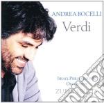 Andrea Bocelli - Verdi cd musicale di Andrea Bocelli