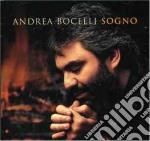 SOGNO cd musicale di Andrea Bocelli