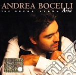ARIA (THE OPERA ALBUM) cd musicale di Andrea Bocelli