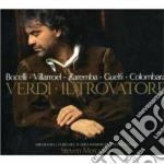 IL TROVATORE  (2 CD) cd musicale di BOCELLI - ZAREMBA -