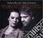 WERTHER  (2 CD) cd musicale di MASSENET
