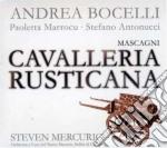 Mascagni - Cavalleria Rusticana - Andrea Bocelli cd musicale di MASCAGNI