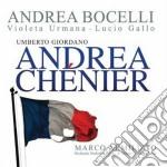 ANDREA CHENIER (2 CD) cd musicale di Andrea Bocelli