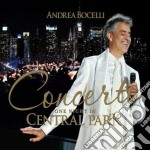 Concerto - one night in central park cd musicale di Andrea Bocelli