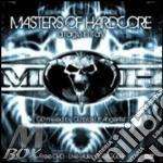 MASTERS OF HARDCORE  (CD + DVD) cd musicale di ARTISTI VARI