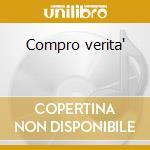 Compro verita' cd musicale di Vincenzo Pastano