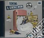 Bonomo - Il Generale Inverno cd musicale di Bonomo