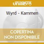 Wyrd - Kammen cd musicale di Wyrd