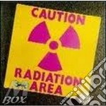 CAUTION RADIATION AREA  (NEW EDITION + GADGET) cd musicale di AREA