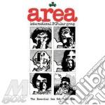 Box set cd musicale di AREA
