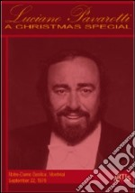 A christmas special cd musicale di Luciano Pavarotti