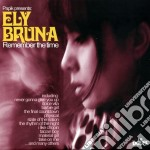 Remember the time cd musicale di Ely Bruna