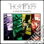 A year of shaking cd musicale di The Snipplers