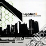 Modulo 5 - Soundsational Movements cd musicale di MODULO 5