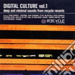 DIGITAL CULTURE                           cd musicale di Artisti Vari