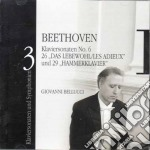 Beethoven- Sonate Per Pianoforte V. 3 cd musicale di Beethoven