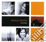 NOVELLA cd musicale di CECILIA FINOTTI