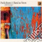 Paolo Russo & Bandau Neon - Oltretango cd musicale di PAOLO RUSSO & BANDAU