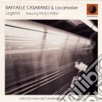 CD - RAFFAELE CASARANO & - LEGEND (FEAT.PAOLO FRESU) cd musicale di RAFFAELE CASARANO &