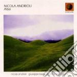 Nicola Andrioli - Alba cd musicale di NICOLA ANDRIOLI